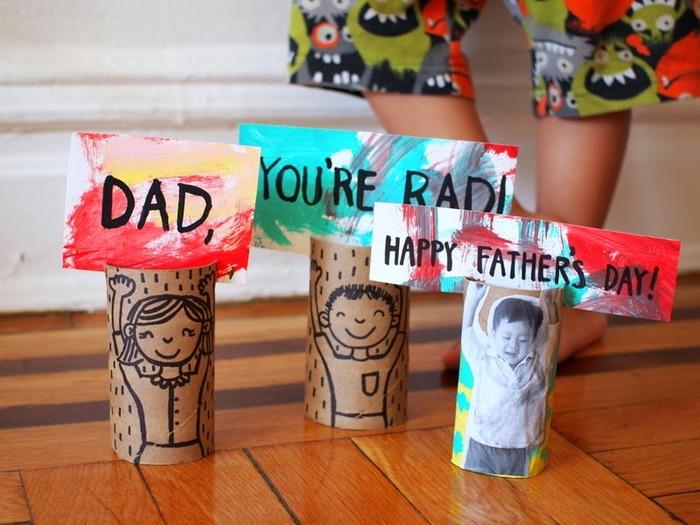 b5a411a384b Ideid isadepäeva kingituse tegemiseks